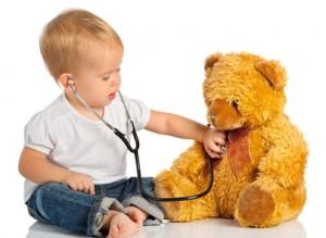 Behandlung von Neurodermitis bei Kindern